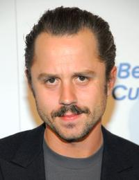 Giovanni Ribisi at the Launch Party for The New BlackBerry Curve.