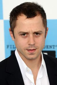 Giovanni Ribisi at the Film Independent's 2007 Spirit Awards.
