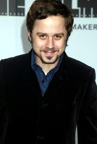 Giovanni Ribisi at the opening of three Marc Jacobs.