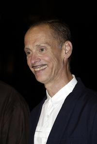 John Waters on the red carpet for the TIFF gala screening of the film