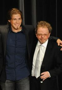 Jason Michael Carroll and Paul Williams at the 47th Annual ASCAP Country Music Awards.