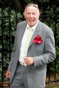 Richard Wilson at the Sir David Frosts Summer Party.