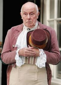 Richard Wilson at the London photocall of