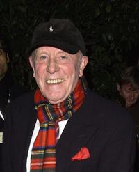 Richard Wilson at the Burns Night Charity Supper.