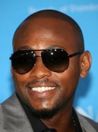 Omar Epps at the 37th Annual NAACP Image Awards.