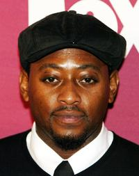 Omar Epps at the announcements for the 36th Annual NAACP Image Awards.