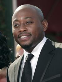 Omar Epps at the 59th Annual Primetime Emmy Awards.