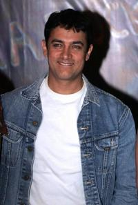 Aamir Khan at the promotional event of