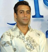 Salman Khan at the music release of
