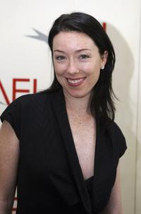 Molly Parker at the AFI Awards Luncheon.