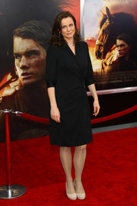 Emily Watson at the world premiere of