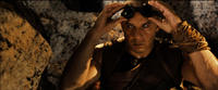 Vin Diesel as Riddick in