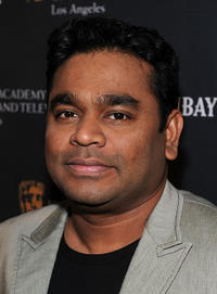 A.R. Rahman at the BAFTA Los Angeles Awards Season Tea in Association with The Four Seasons and Bombay Sapphire.
