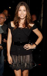 Jessica Biel at the Spike TV's 4th Annual Guys Choice Awards.