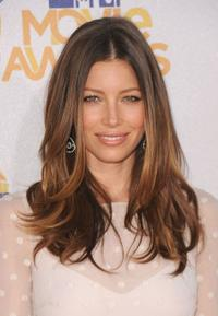 Jessica Biel at the 2010 MTV Movie Awards.