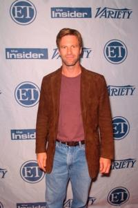 Aaron Eckhart at the Varietys Ten Producers to Watch Party.