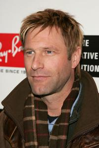 Aaron Eckhart at the 2007 Sundance Film Festival.
