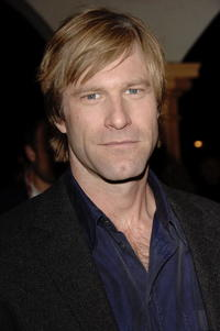 Aaron Eckhart at the Santa Monica premiere of