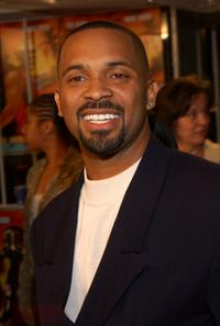 Mike Epps at the premiere of
