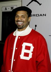 Mike Epps at the