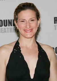 Ana Gasteyer at the Roundabout Theatre Companys Spring Gala 2006.