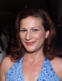 Ana Gasteyer at the opening of