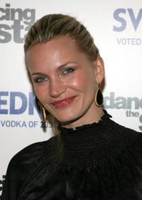 Natasha Henstridge at the