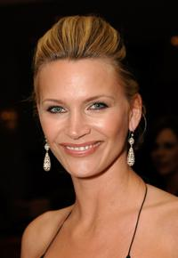 Natasha Henstridge at the 10th Annual Costume Designers Guild Awards reception.