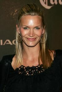 Natasha Henstridge at the Maxim Hot 100 Party.