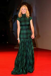 Nina Hoss at the premiere of