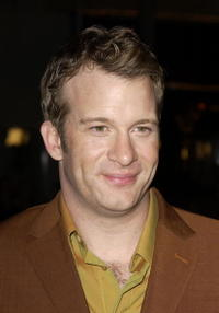 """Thomas Jane at the premiere of """"Dreamcatcher"""" in Westwood, California."""