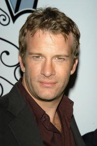 """Thomas Jane at the pre-screening cocktail party for the """"Nina's Tragedies"""" in Beverly Hills, California."""