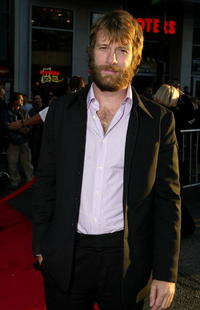 """Thomas Jane at the premiere of """"Ladder 49"""" in Hollywood."""
