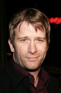 """Thomas Jane at the premiere of """"Constantine"""" in Hollywood."""
