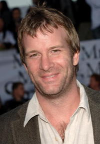 """Thomas Jane at the premiere of """"Mr. and Mrs. Smith"""" in Westwood, California."""