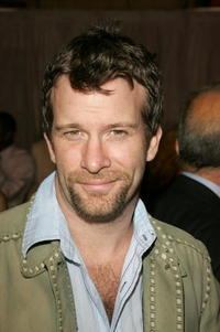 """Thomas Jane at the premiere of """"Glory Road"""" in Los Angeles."""