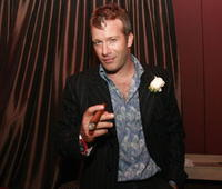 """Thomas Jane at the after party for the premiere of """"Dirt"""" in Los Angeles."""