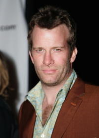 """Thomas Jane at the premiere for """"The Tripper"""" in Los Angeles."""