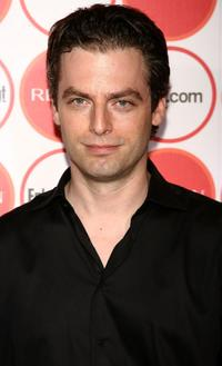 Justin Kirk at the Entertainment Weekly's 4th Annual Pre-Emmy party.