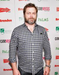 Nick Offerman at the 11th Annual CineVegas Film Festival.