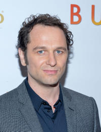 Matthew Rhys at the New York premiere of