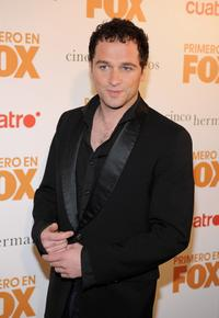 Matthew Rhys at the Casa Fox Party.