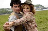 Matthew Rhys and Sienna Miller in