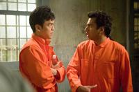 John Cho as Harold and Kal Penn as Kumar in