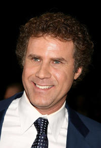 Will Ferrell at the L.A. premiere of