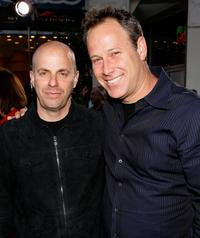 Neal H. Moritz and Todd Garner at the premiere of