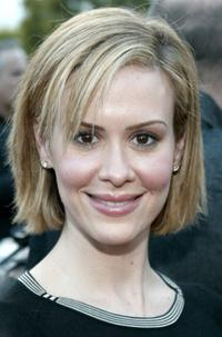 Sarah Paulson at the premiere of