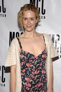 Sarah Paulson at the opening night celebration of