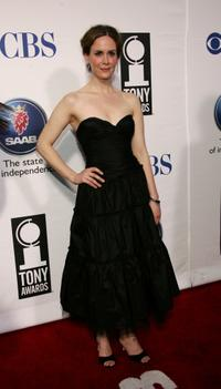 Sarah Paulson at the 59th Annual Tony Awards.