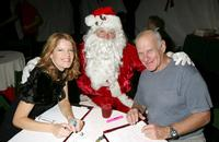 Michelle Stafford, Will Long and Michael Fairman at the Church of Scientology's